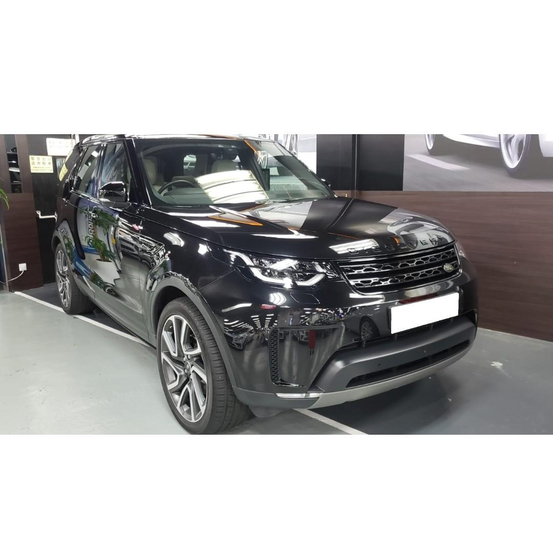 2017 LAND ROVER DISCOVERY HSE 3.0 SCV6