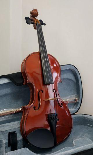 Bachendorff 4/4 Violin Rarely Used