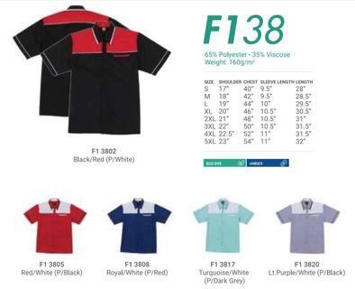 Corporate Shirt for (MEN) F1 38 - by Oren Sport