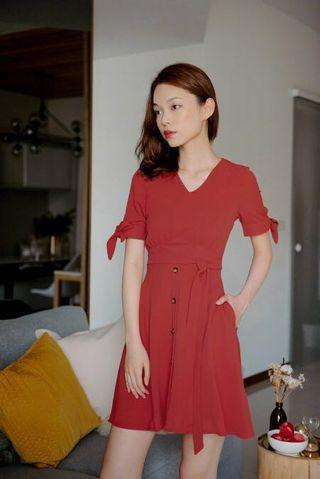 Possibility Dress Terra Rose (XS) BNWT