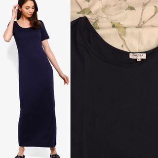 Zalora split dress