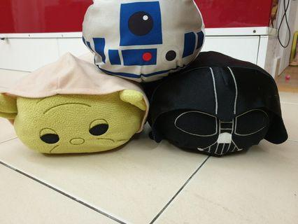 Star wars pillows set