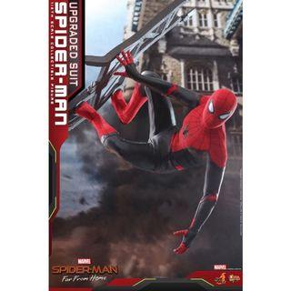 [PREORDER] Hot Toys Movie Masterpiece Series MMS542 Spider-Man Far From Home Spiderman Upgraded Suit