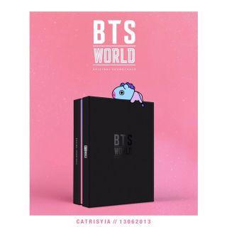 (PO) BTS World Soundtrack 🎶