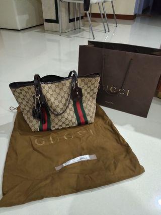 Gucci Classic Jolie Tote Bag