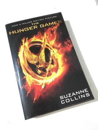 The Hunger Games Book YA Fiction