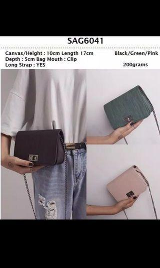 Import Tas fashion Korea sling bag