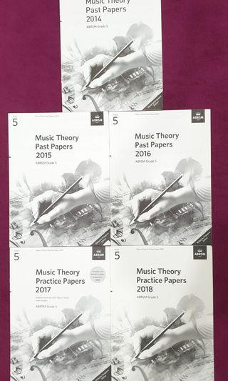 Abrsm Music Past Papers