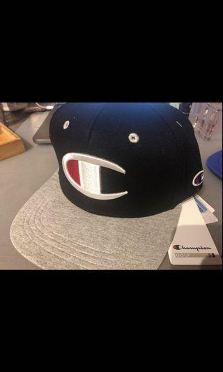 日本購入 全新 Champion Golf系列 黑色 帽 Cap 運動帽 男裝 女裝