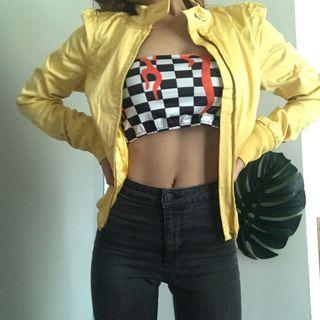 Authentic Guess Yellow Jacket