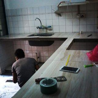 Tukang Tabletop area Setapak