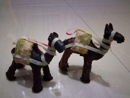 Handmade camel