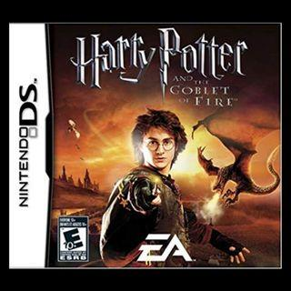 🚚 Harry Potter and the Goblet of Fire - Nintendo DS