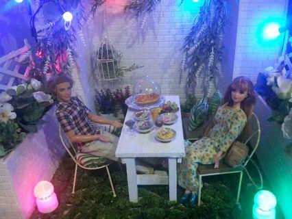 Barbie realistic prop
