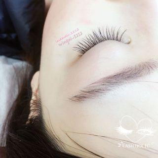 Eyelashes Extensions 嫁接植睫毛