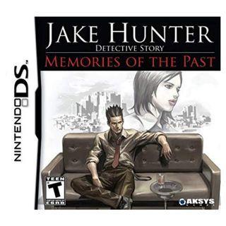 Jake Hunter Detective Story: Memories of the Past - Nintendo DS