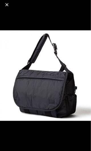 Head porter x bagjack messenger bag