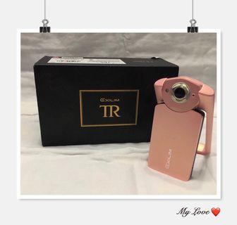 CASIO TR60 藕粉色