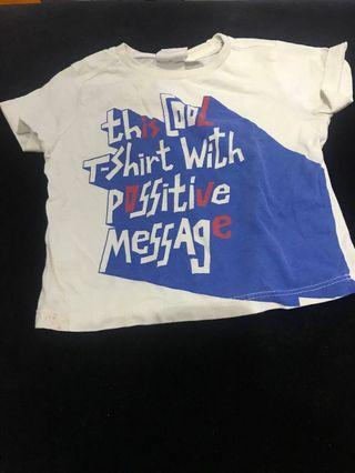 Zara t.shirt