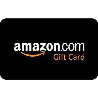 🚚 Amazon gift card