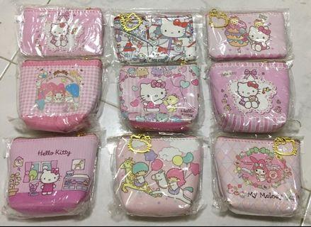 Sanrio Characters Coin Pouch
