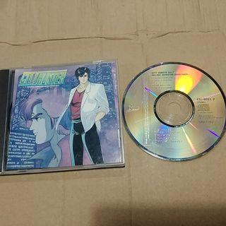 CITY HUNTER 日本版 CD 90新以上 十四