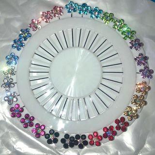 Hijab 30 Pins Wheel