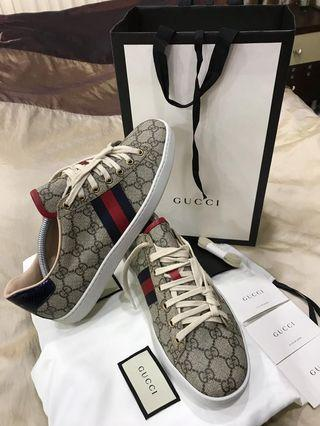 Gucci GC Ace Sneakers