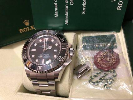 Rolex 116660 Deep Sea 44mm