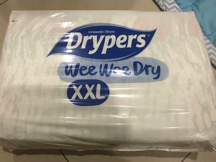 Drypers Wee Wee Dry XXL32
