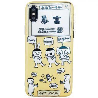 iPhone X / Xs phone cases