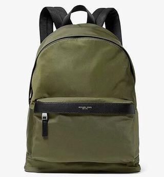 MICHAEL KORS MENS Kent Nylon Backpack 男裝背包 3隻色 .