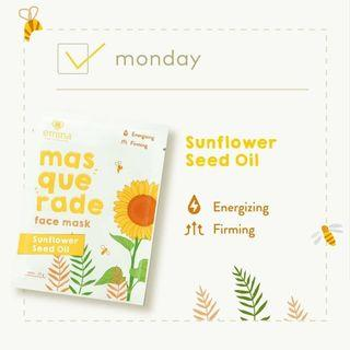 EMINA MASQUERADE FACE SUNFLOWER SEED OIL