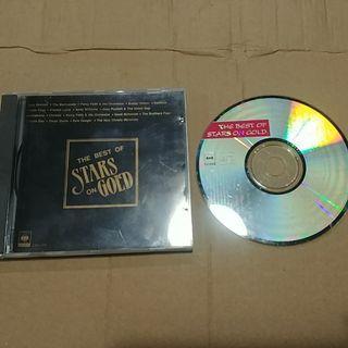 THE BEST OF STARS ON GOLD 澳洲版 CD 90新以上 十四