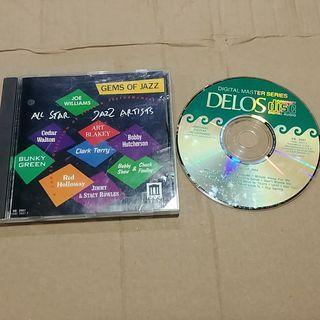 GEMS OF JAZZ  美國版 CD 95新 十四