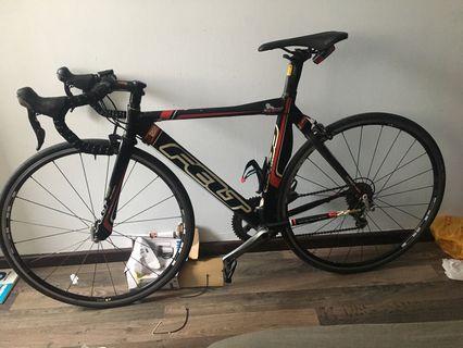 shimano 105 felt s22 frame road bike