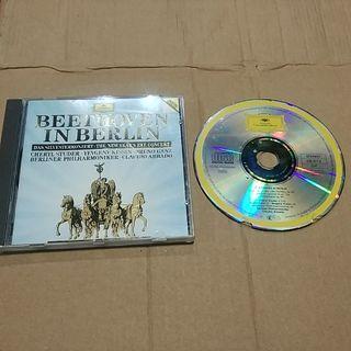 禾花 BEETHOVEN IN BERLIN 德國版銀圈 CD 90新 特價 十一