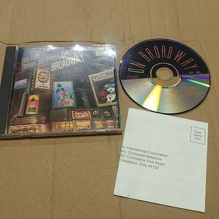 TELARC ON BROADWAY 美國版 CD 95新 十一