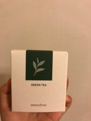 🚚 Innisfree綠茶晚安保養組