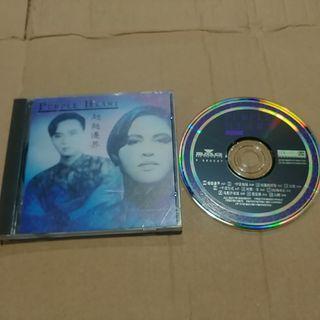 PURPEL HEART 超越邊界 美國版 CD 95新 十一