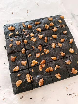Keto Fudgey Brownies