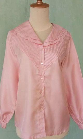 Pink top #maudandan