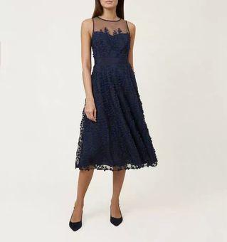 Hobbs midnight dress