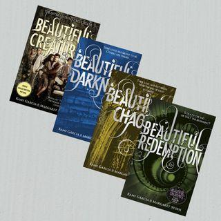 Beautiful Creatures series by Kami Garcia