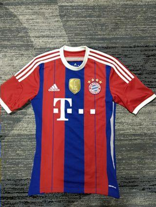 Bayern Munich Home 14/15 Jersey