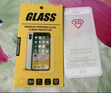 Tempered Glass samsung j7 prime
