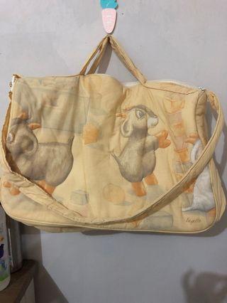Diaper bag fayette obralllll