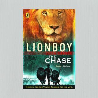The Chase (Lionboy #2) by Zizou Corder