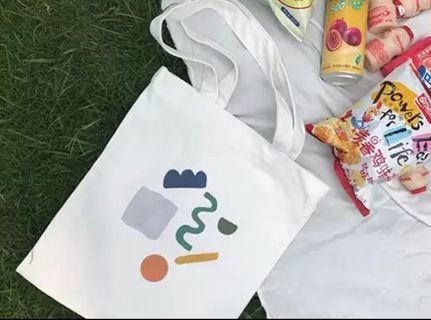 🚚 Canvas Tote Bag