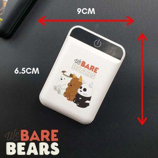 Premium Leather 20000mAH Light Weight Portable Charger